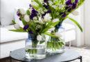 Řezané květiny: Plné vázy po celý rok